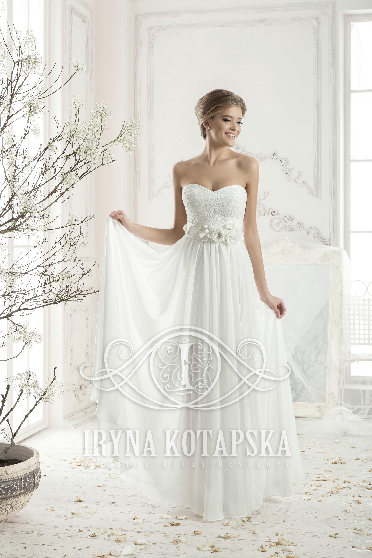 ab9f463f7c5 Свадебное платье Ампир (в греческом стиле) Фортуна  качественные и ...