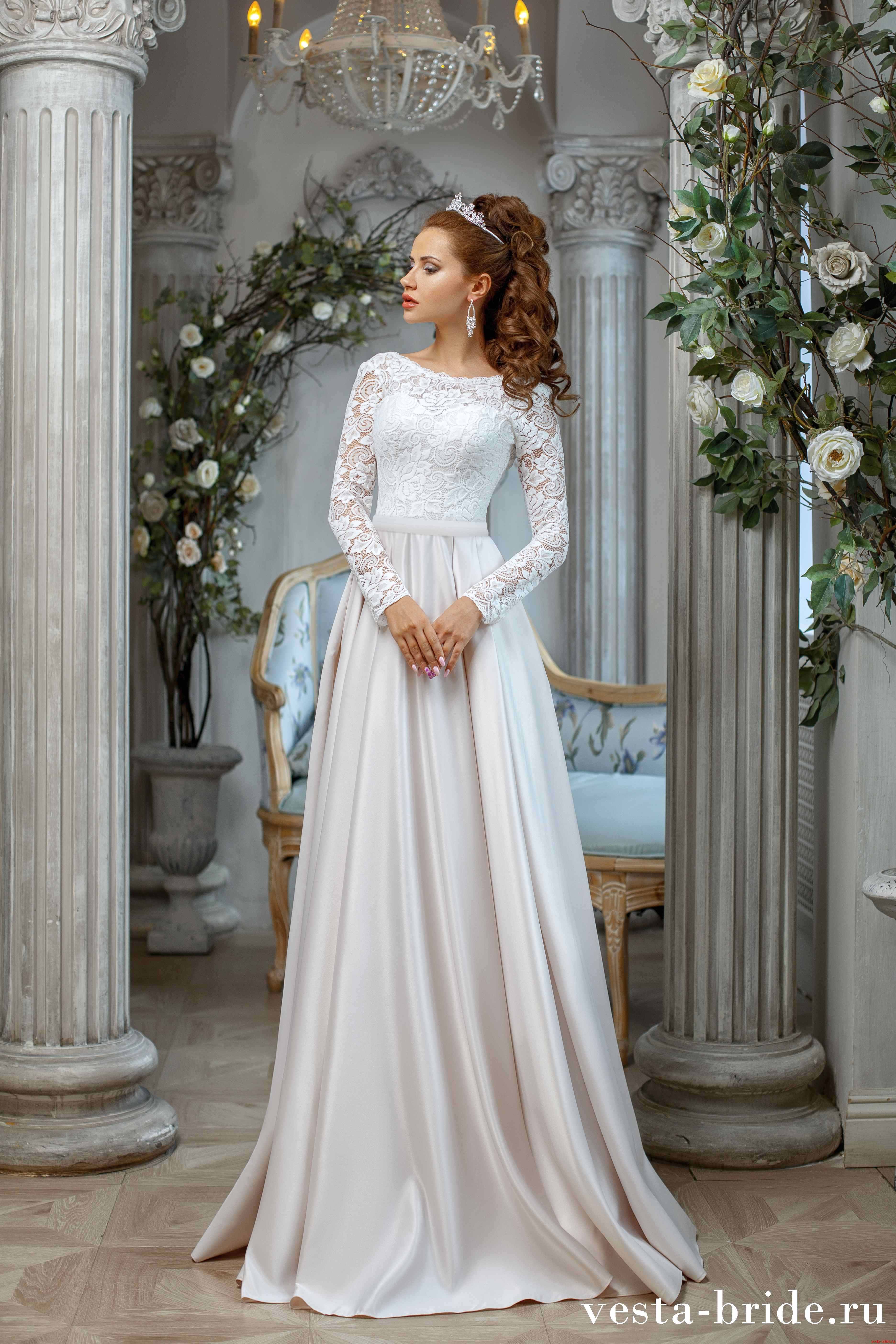 66e92a9c9f9 Купить свадебные платья для венчания в Санкт-Петербурге