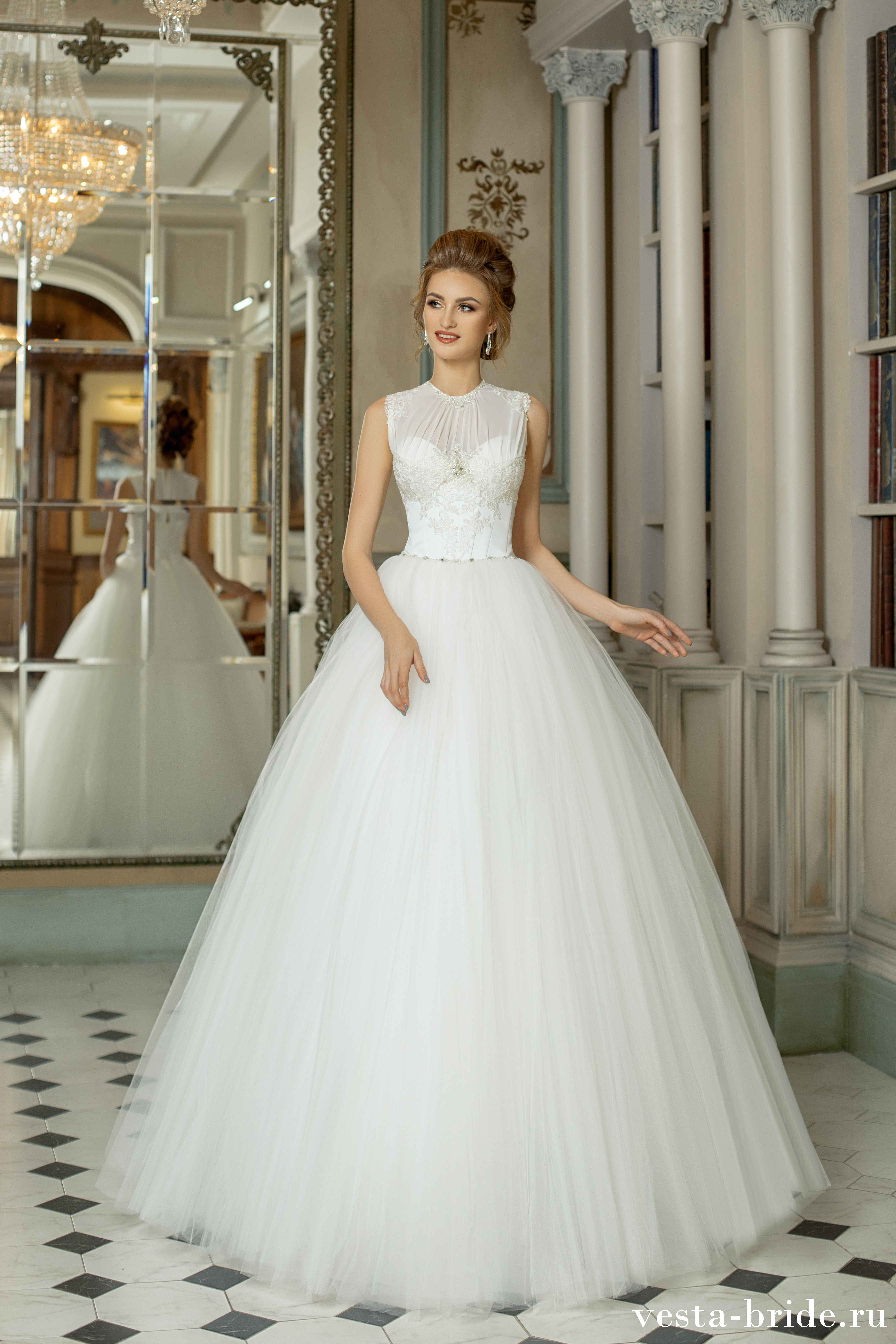 6eec86e1ca2 Красивые пышные свадебные платья в Санкт-Петербурге  фото