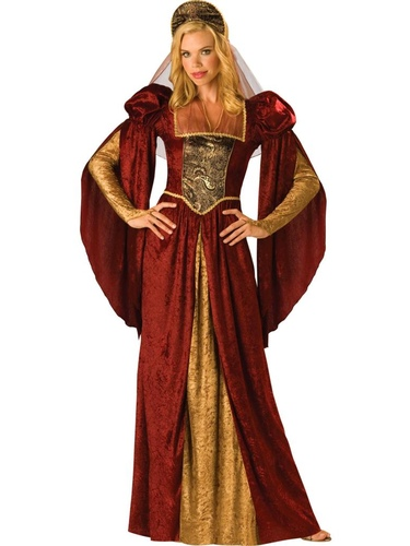 Renaissance dress modern